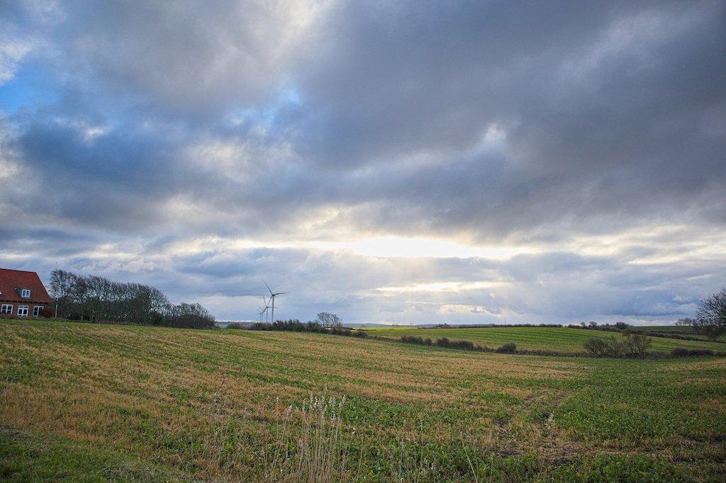 Windräder-Samsø