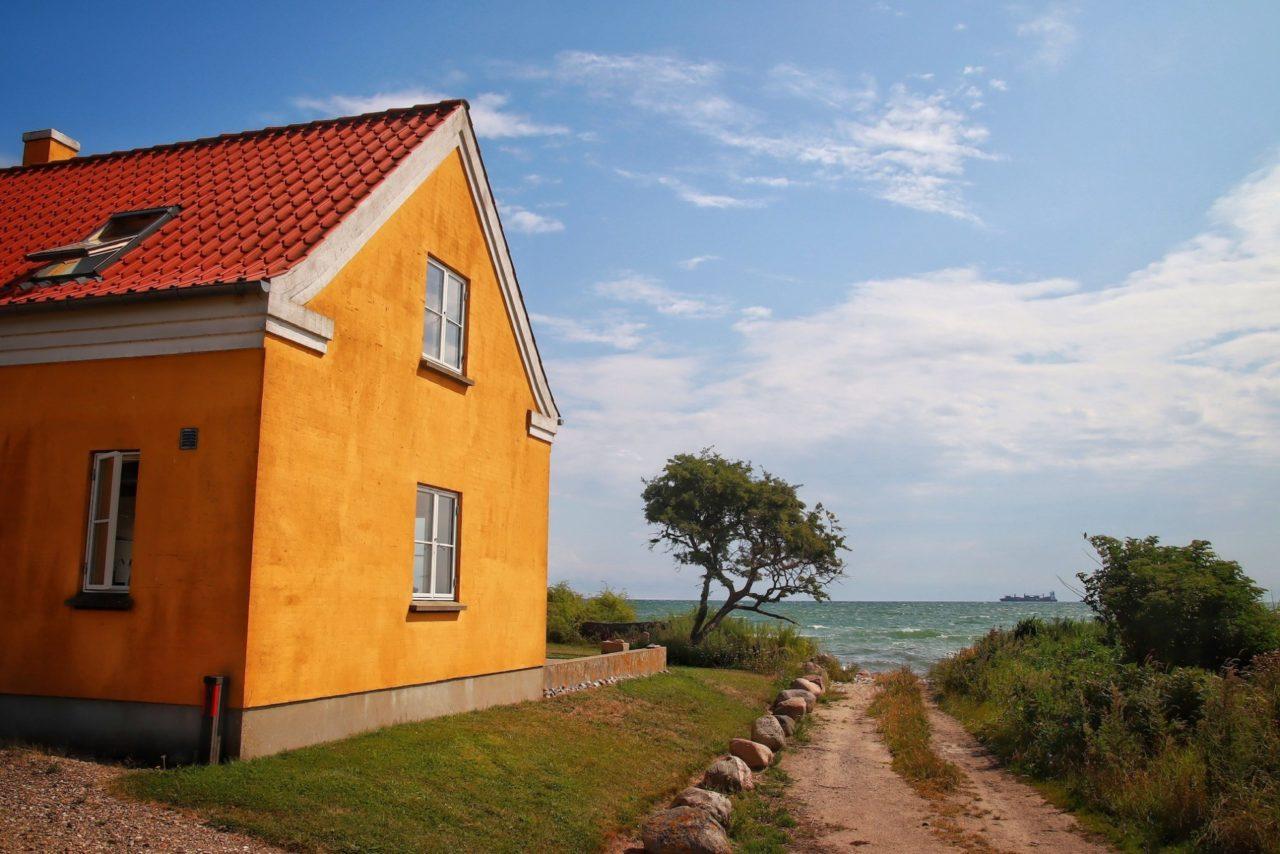 Haus-am-Strand