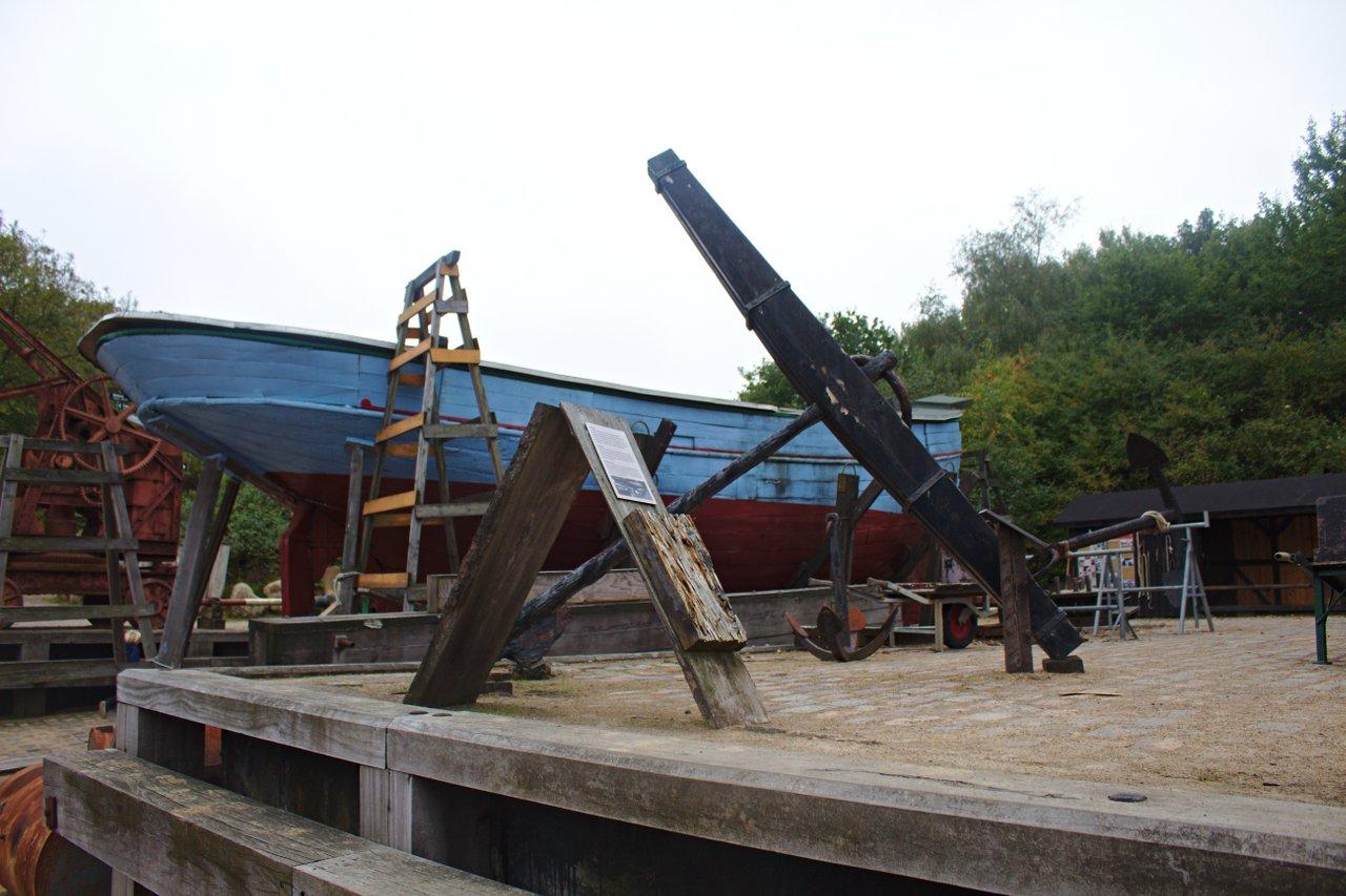 Das Fiskerie und Søfartsmuseet in Esbjerg