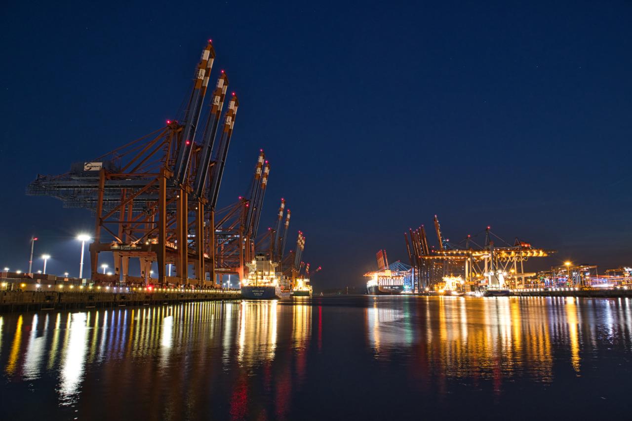 Containerhafen Waltershof