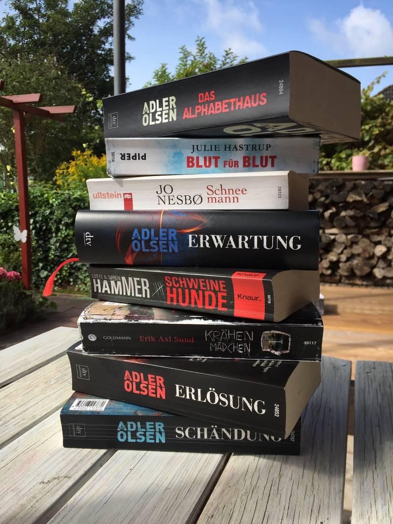 Morden im Norden - Bücher die Du als Nordic-Wannabe gelesen haben musst. Teil 1