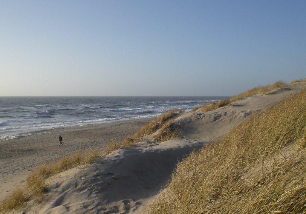 Urlaub in Hvide Sande
