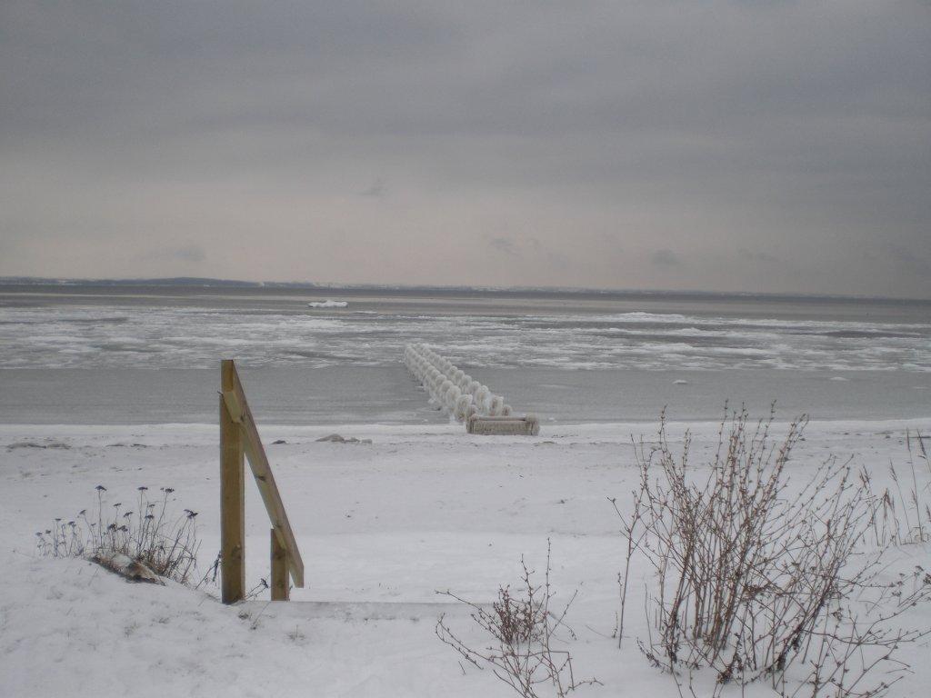 Urlaub im Winter auf Langeland